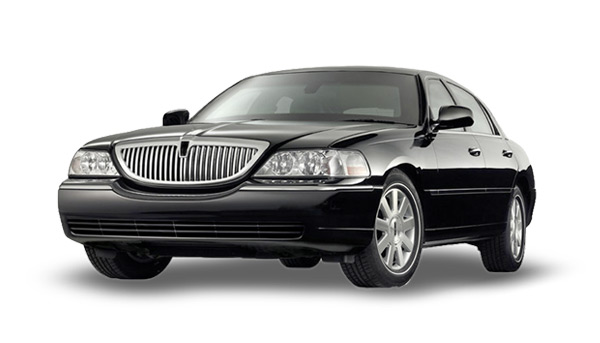 Used Black Lincoln Town Car For Sale