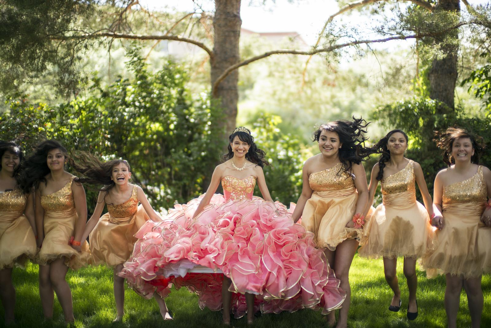Affordable Quinceanera Limo Or Party Bus | 1st Class Transportation