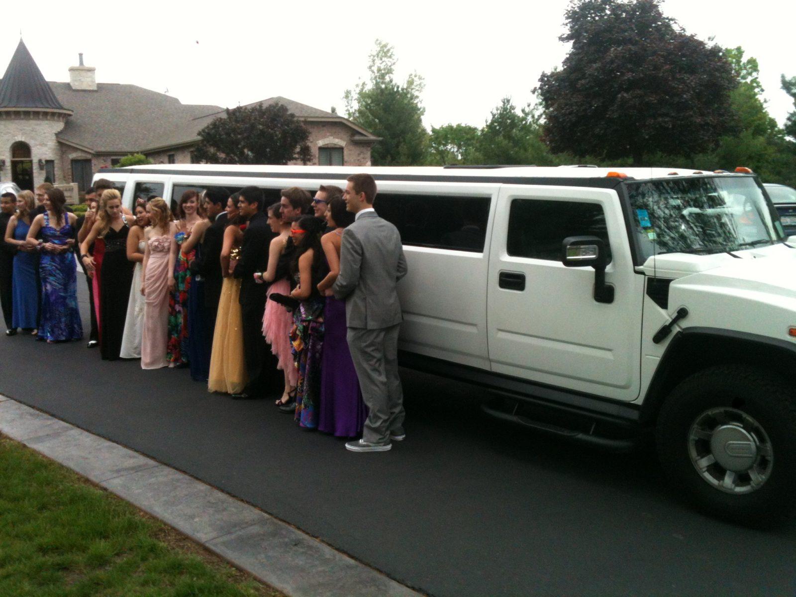 Renting A Prom Car